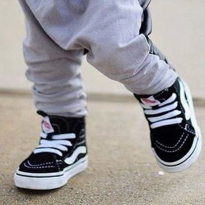 89bf4647ea84 Vans Shoes - Vans Baby toddler sk8- Hi Zip size 3